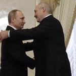 Rosja pożyczy Białorusi miliard dolarów