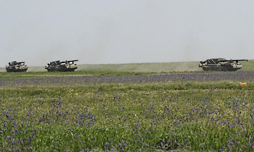 Rosja przemieszcza wojska wzdłuż granicy /Reuters /Agencja FORUM