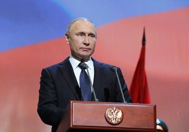 Rosja Putina pręży muskuły /AFP
