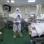 Rosja: Rekord zgonów na COVID-19. Zmarło 890 osób