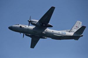 Rosja: Samolot An-26 zniknął z radarów