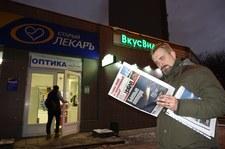 Rosja: Seria gróźb i odcięta głowa barana w redakcji