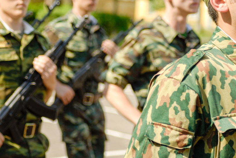 Rosja się zbroi, zdj. ilustracyjne /123RF/PICSEL
