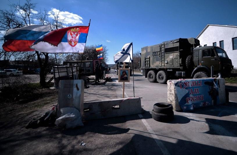 Rosja trzyma wojska w gotowości /AFP