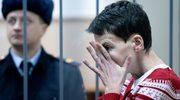 Rosja: Ukraińska lotniczka wznowiła głodówkę
