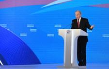 Rosja: Władimir Putin przedstawił listę wyborczą. Bez Dmitrija Miedwiediewa