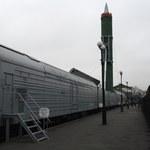 Rosja wraca do pociągów z wyrzutniami rakiet balistycznych