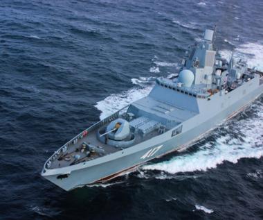 Rosja wstrzymuje prace nad nowymi okrętami