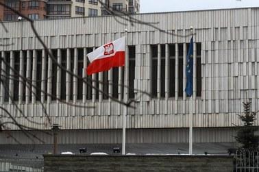 Rosja wyrzuca pięciu polskich dyplomatów