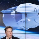 Rosja wyśle kosmonautów na orbitę kapsułą Elona Muska. To historyczna chwila