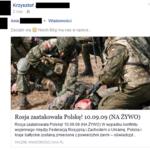 """""""Rosja zaatakowała Polskę!"""" Kolejny facebookowy przekręt"""