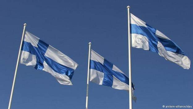 Rosja zaopatruje Finlandię w energię: gaz ziemny, ropę naftową i energię jądrową /Deutsche Welle