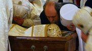 Rosja żegna patriarchę Aleksego II
