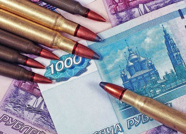 Rosja zmuszona do cięć w budżecie na obronę /©123RF/PICSEL