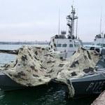 Rosja zwróciła ukraińskie okręty wojenne