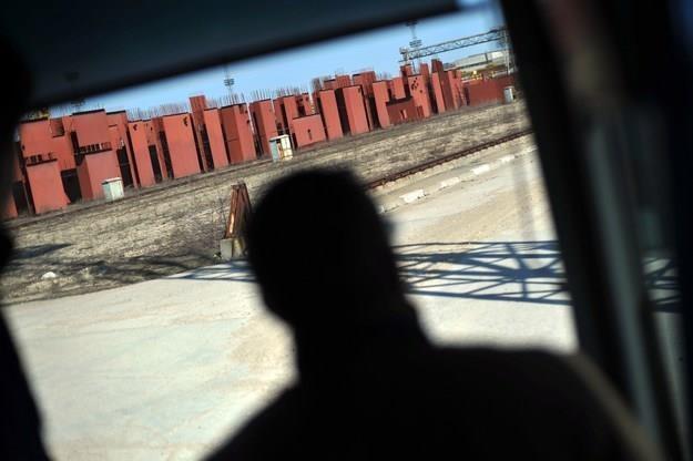 Rosjanie budują na Białorusi pierwszą elektrownię jądrową /AFP