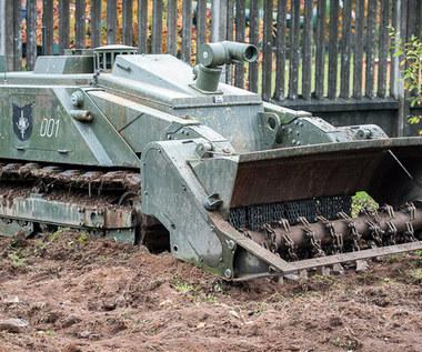 Rosjanie chwalą się wojskowymi robotami