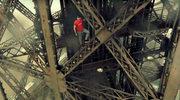 Rosjanie dali drapaka... na wieżę Eiffla!