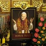 Rosjanie i Gruzini pamiętają o papieżu Polaku