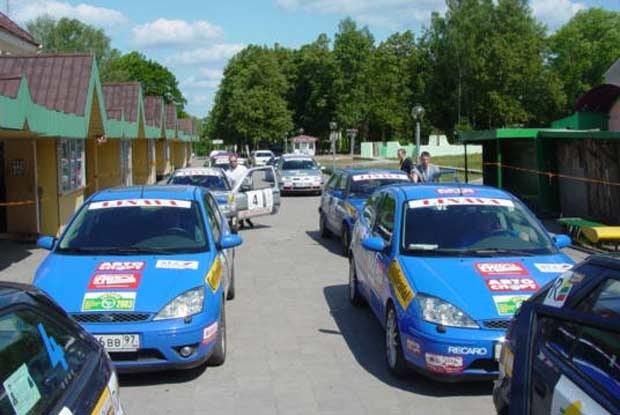 Rosjanie na Litwę przyjechali Focusami ST 170 / kliknij /INTERIA.PL