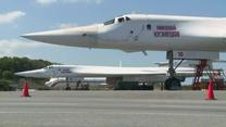 Rosjanie prezentują swoje samoloty w Wenezueli. Nie zabrakło bombowca Tu-160