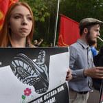 """Rosjanie protestują: """"Precz z represjami politycznymi"""""""