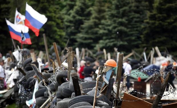 Rosjanie prowokują przed wyborami prezydenckimi na Ukrainie