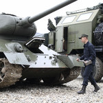 Rosjanie przygotowują zabytkowe czołgi na Paradę Zwycięstwa