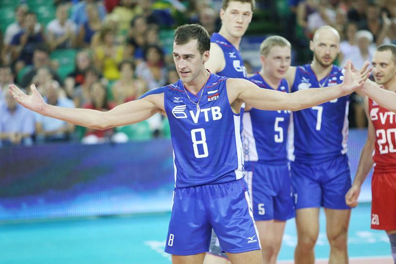 Rosjanie są głównym faworytem MŚ siatkarzy, które w sobotę rozpoczną się w Polsce /www.fivb.org