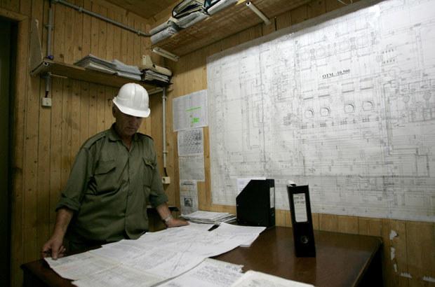 Rosjanie są gotowi do przejmowania od klientów nuklearnych odpadów /AFP