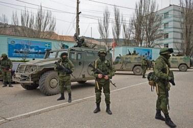 Rosjanie w ukraińskich bazach wojskowych na Krymie. Rozbrajają żołnierzy