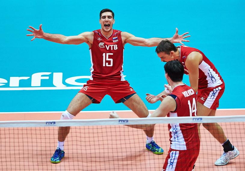 Rosjanie wydarli Bułgarom zwycięstwo /Adam Warżawa /PAP