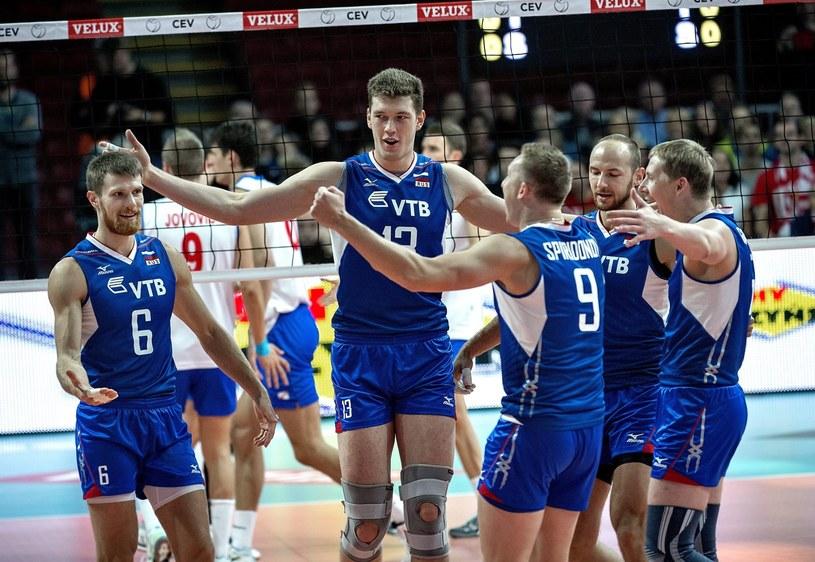 Rosjanie zagrają w wielkim finale mistrzostw Europy /PAP/EPA