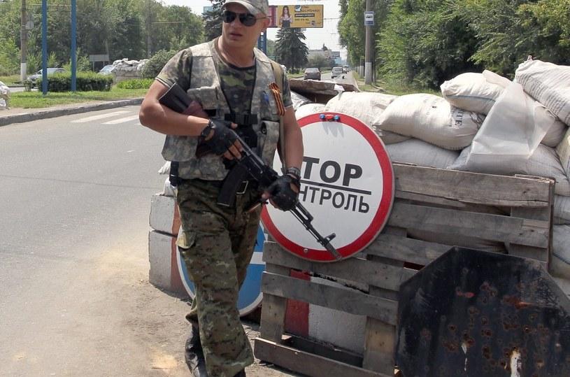 """""""Rosjanie zamierzają dostarczyć wieloprowadnicowe artyleryjskie wyrzutnie rakietowe siłom separatystycznym na Ukrainie"""" /PAP/EPA"""