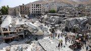 Rosjanie zbombardowali targ. Ponad 40 osób zginęło