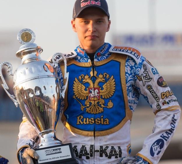 Rosjanin Emil Sajfutdinow /PAP