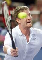 Rosjanin Kafielnikow wygrał pierwszy mecz w Masters Cup