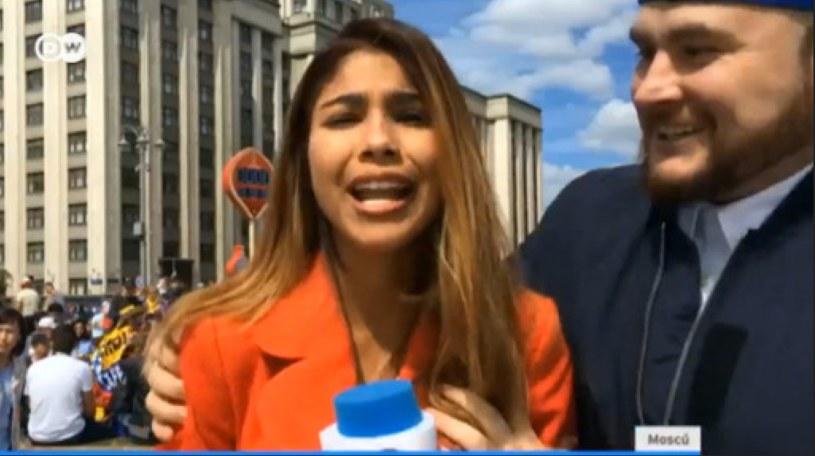 Rosjanin przeprosił /Deutsche Welle