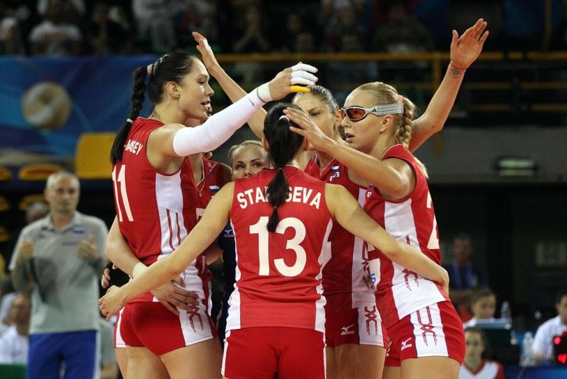 Rosjanki pokonały Bułgarię /AFP