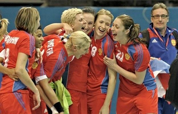 Rosjanki to aktualne mistrzynie świata. /AFP