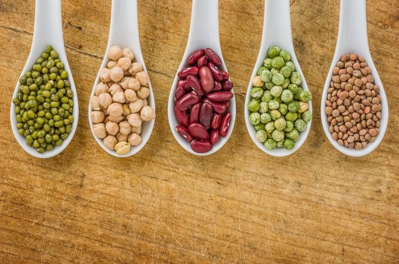 Rośliny strączkowe powinny na stałe gościć w naszej diecie /123RF/PICSEL