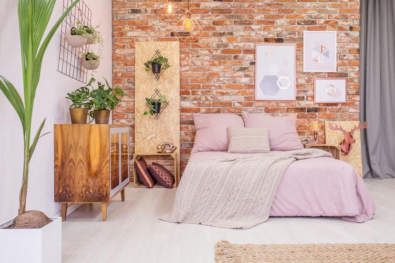 Rośliny w sypialni /©123RF/PICSEL