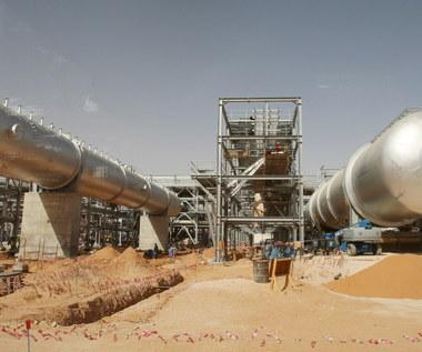 Rosną ceny ropy naftowej. Powodem atak na rafinerie w Arabii Saudyjskiej