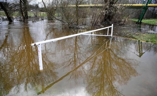 Rosną poziomy wody w rzekach na Śląsku