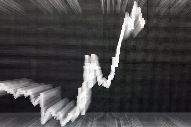 Rosną wpływy funduszy akcyjnych /AFP