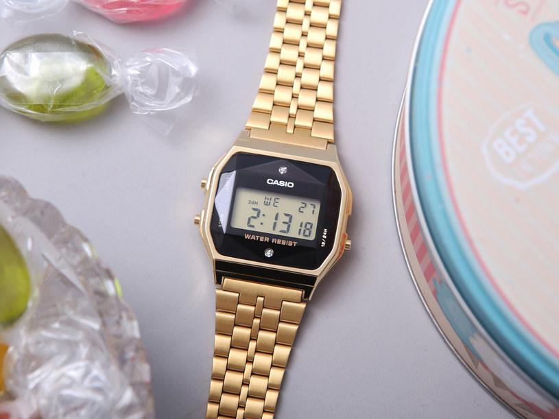 Rosnącą popularnością cieszą się zegarki damskie w stylu art deco i vintage /materiały promocyjne