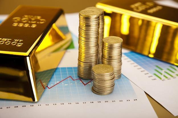 Rosnące ceny złota zwiastują nadejście kryzysu? /©123RF/PICSEL