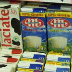 Rośnie eksport produktów mlecznych