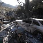 Rośnie liczba ofiar pożarów w Kalifornii. Ponad 100 osób jest zaginionych