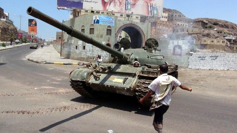 Rośnie liczba zabitych w Jemenie /PAP/EPA
